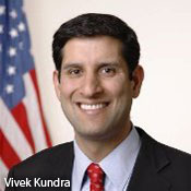 Kundra Reflects on His Federal CIO Tenure