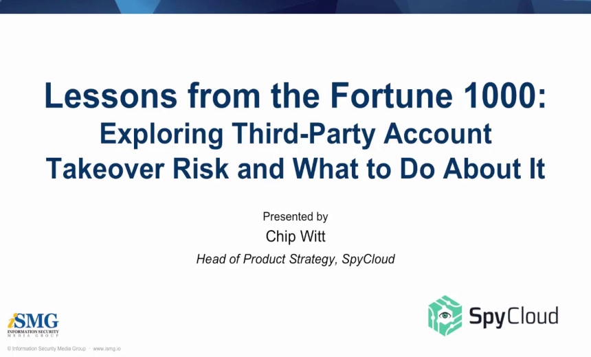 OnDemand Webinar | Exploring Third-Party Account Takeover Risk and What to Do About It