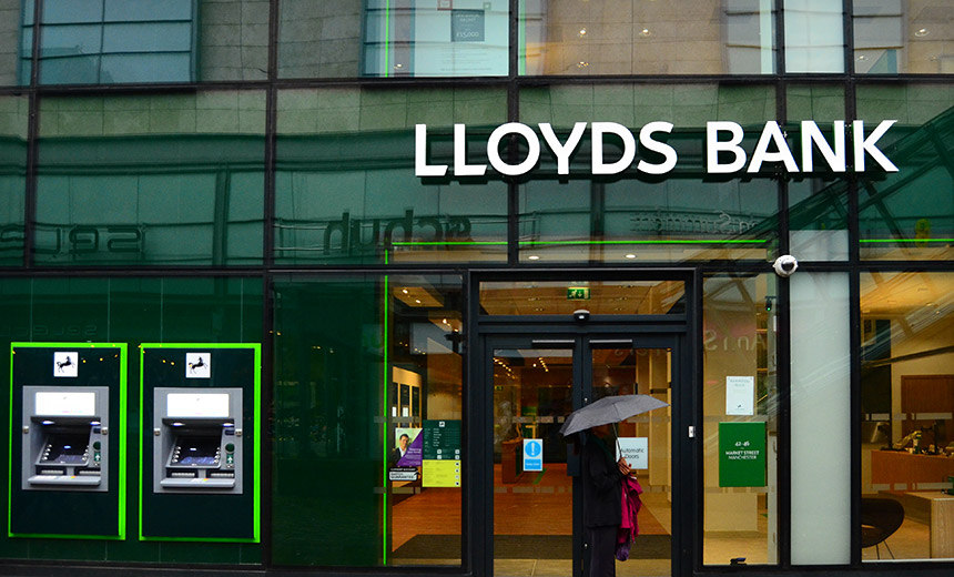 Lloyds Banking Group Reportedly Hit by DDoS Attack