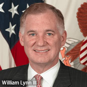 Lynn to Leave No. 2 Post at Pentagon