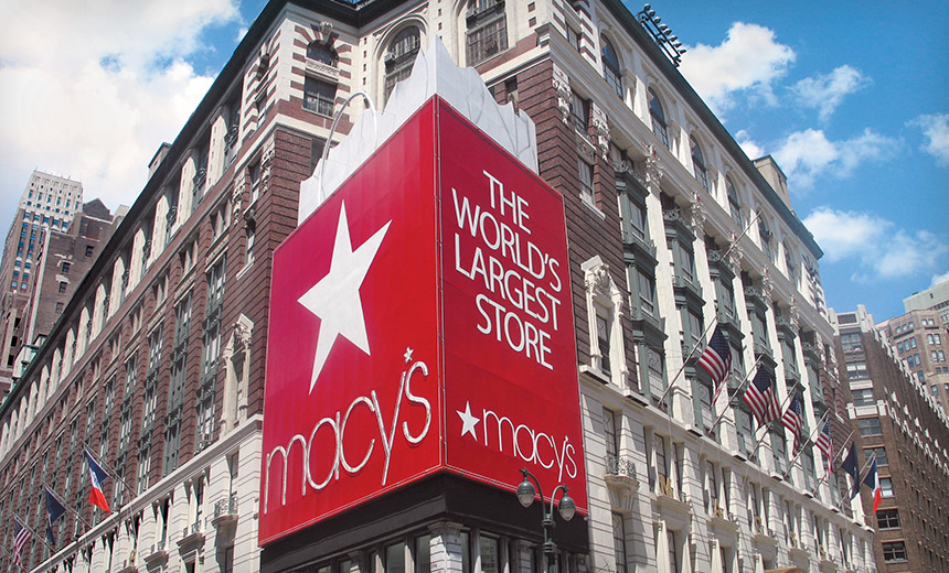 Macy's E-Commerce Site Hacked