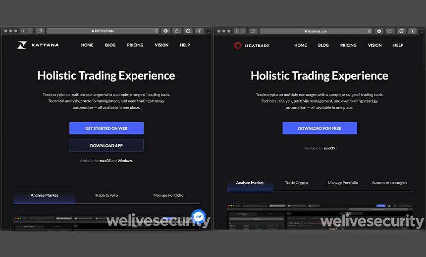 Malicious Cryptocurrency Trading Apps Target MacOS Users