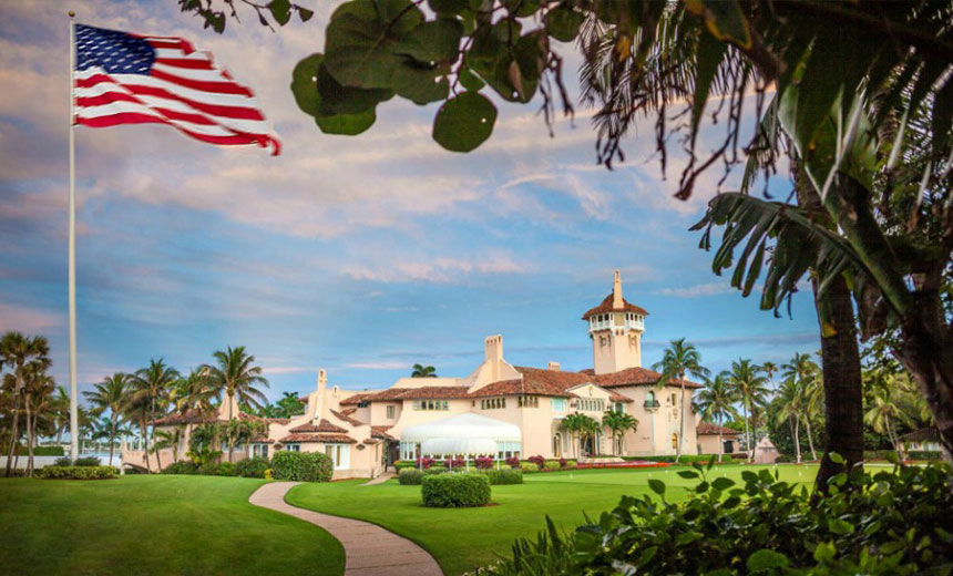 President Trump responding to arrest of Chinese woman at Mar-a-Lago