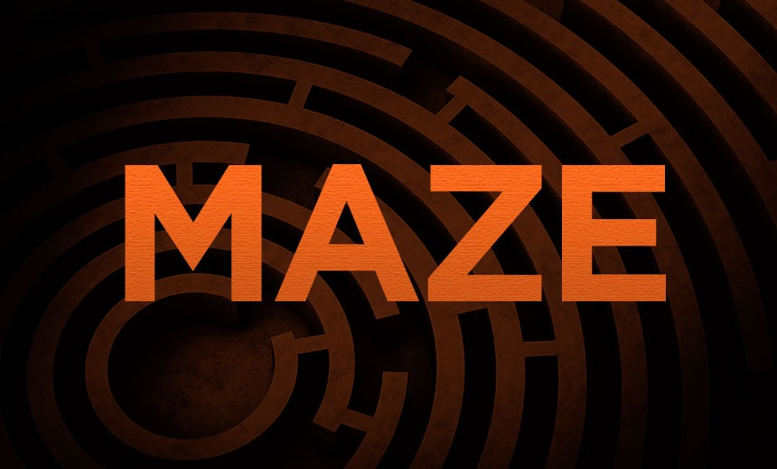 Maze Promotes Other Gang's Stolen Data On Its Darknet Site