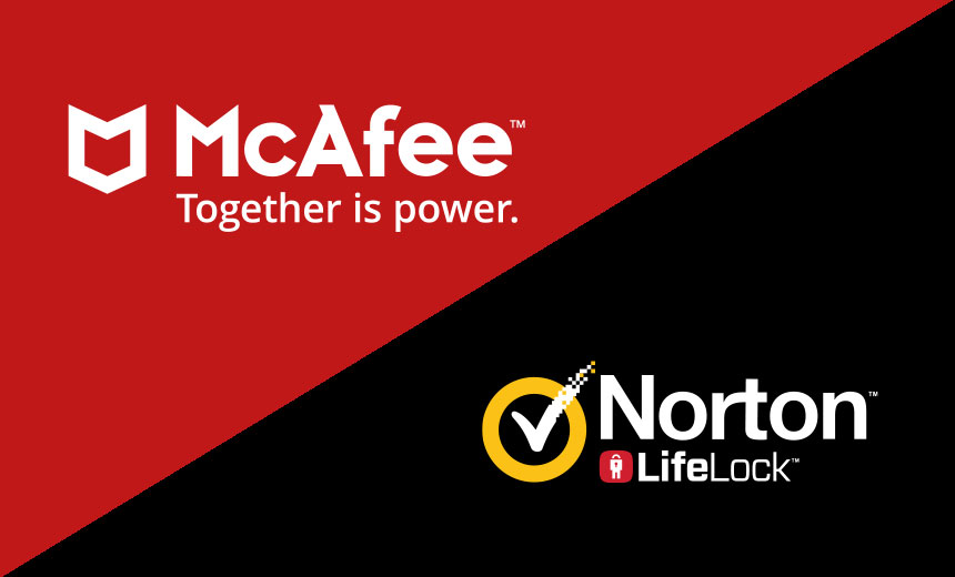 McAfee Considers Purchase of NortonLifeLock: Report