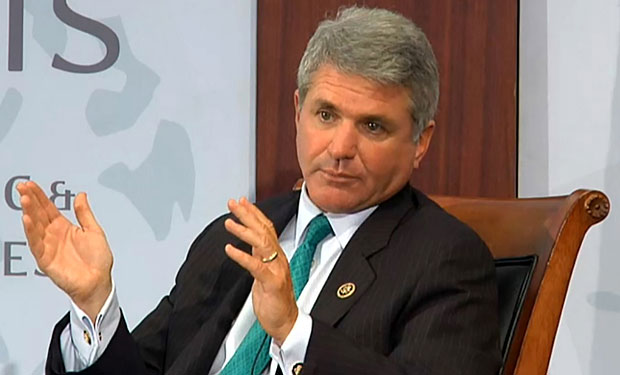 McCaul to Unveil Threat Info-Sharing Bill