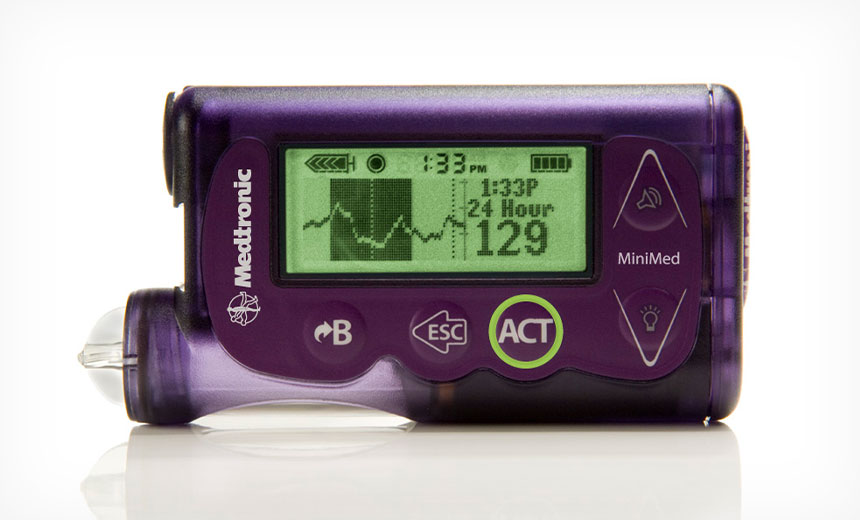 Certain Insulin Pumps Recalled Due to Cybersecurity Issues