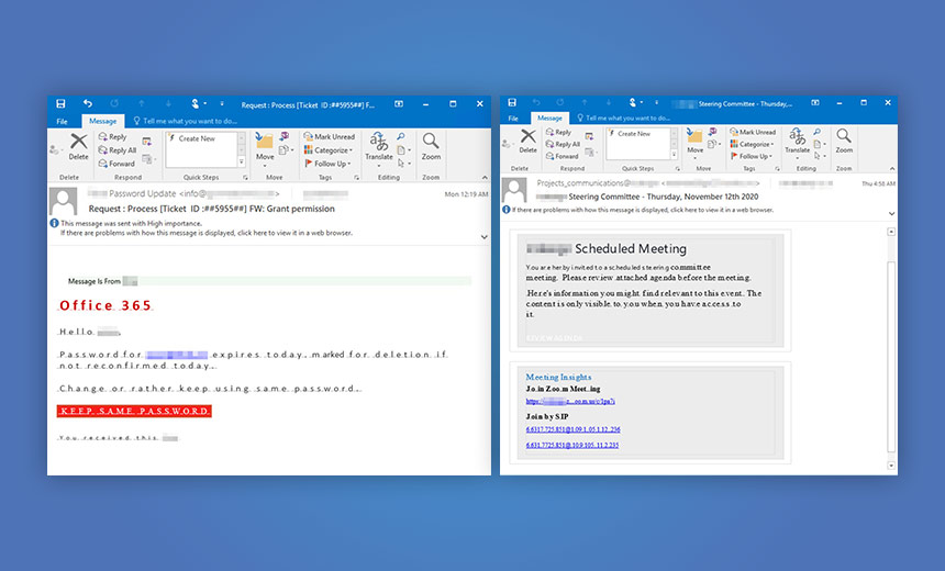 Microsoft Warns of Office 365 Phishing Attacks