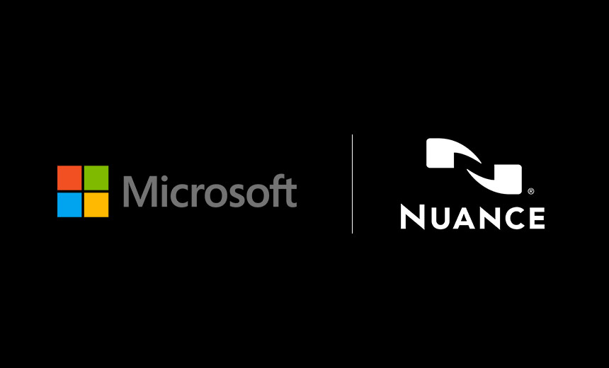 Microsoft to Buy Nuance Communications for $19.7 Billion