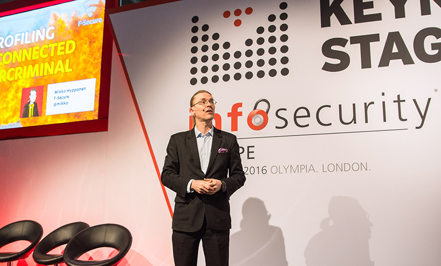F-Secure's Mikko Hypponen Details 5 Top Cybercrime Trends
