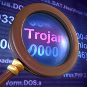 Mobile Trojan Defeats Dual Authentication