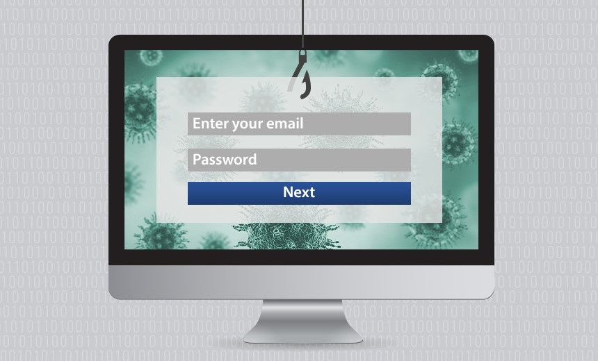 More Phishing Campaigns Tied to Coronavirus Fears