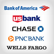 More U.S. Banks Report Online Woes