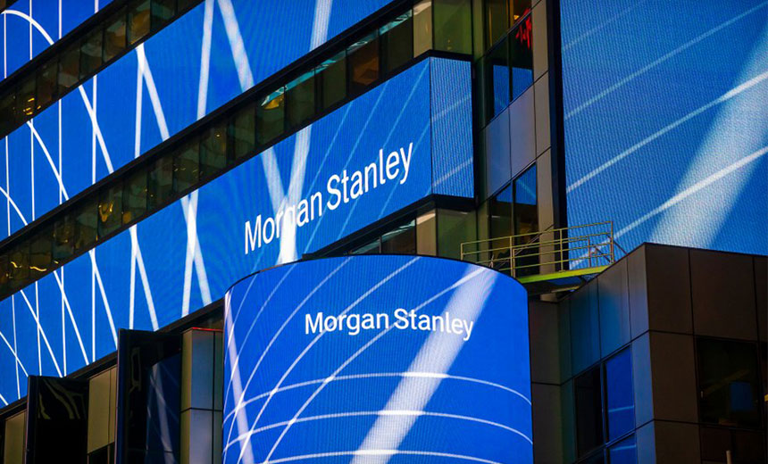 Morgan Stanley Hit With $5 Million Data Breach Suit