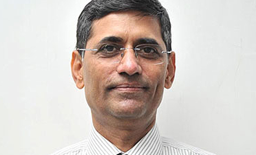 Nandkumar Saravade Is CEO of RBI's New IT Arm