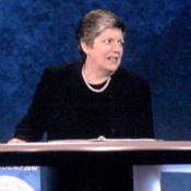 Napolitano Seeks Private-Sector Infosec Help