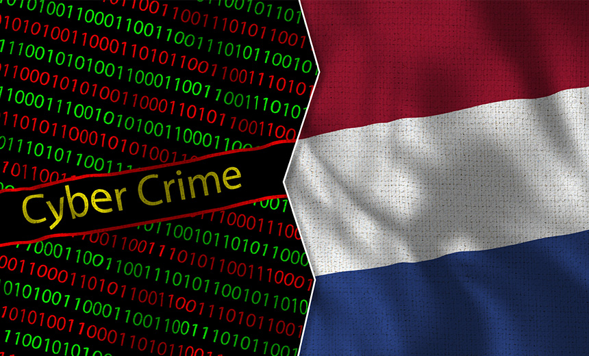 Netherlands Cybercrime Increased by 127% in 2020