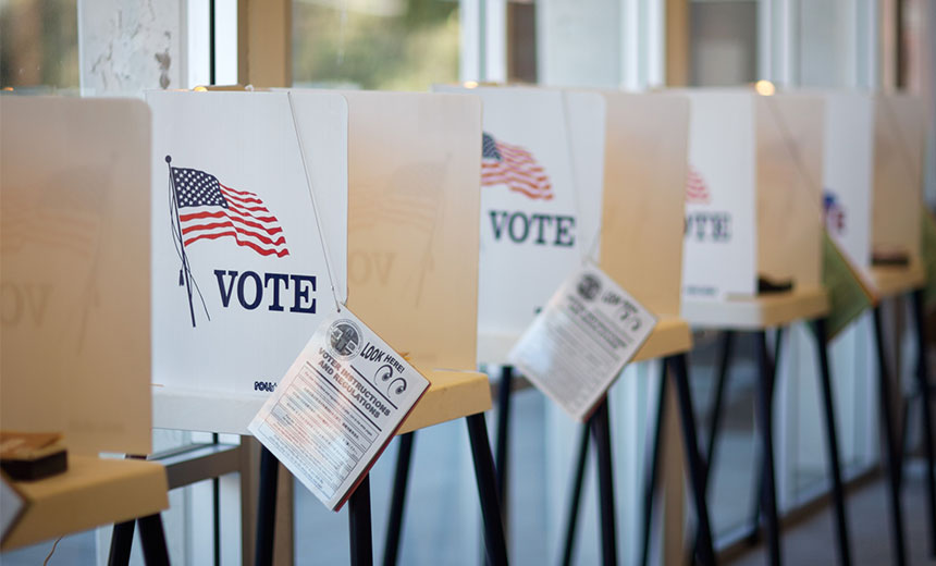 NIST Drafts Election Security Guidance
