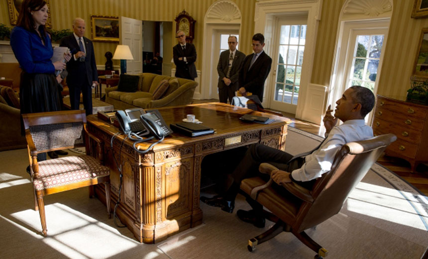 Obama Creating Federal CISO Post