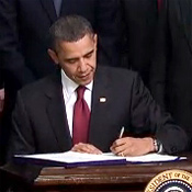 Obama Signs Red Flags Exemptions Bill