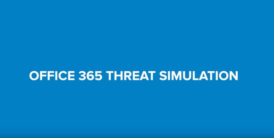 Office 365 Threat Simulation