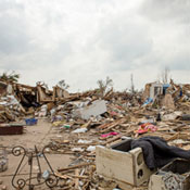 Oklahoma Tornado: Coping With Aftermath