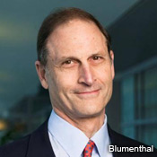 ONC's Blumenthal to Step Down