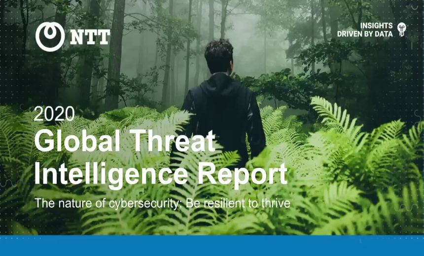 OnDemand | 2020 Global Threat Intelligence Report - Executive Guide