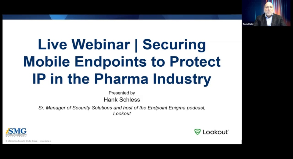 Pharma Discussion | Mitigating Phishing in the Era of Mobile Devices