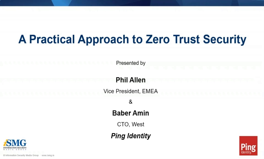 OnDemand | Implementing Zero Trust