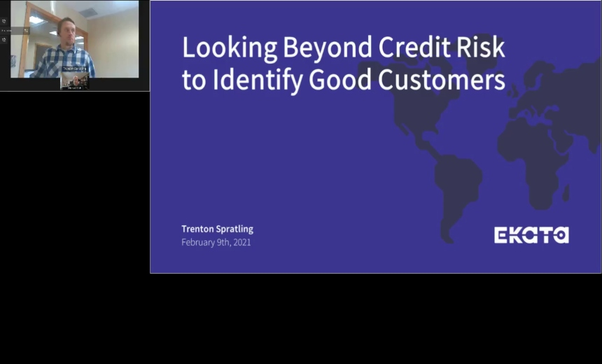 OnDemand | Looking Beyond Credit Risk to Identify Your Good Customers