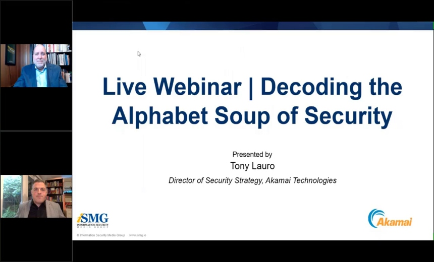 Fireside Chat | Decoding the Alphabet Soup of Security
