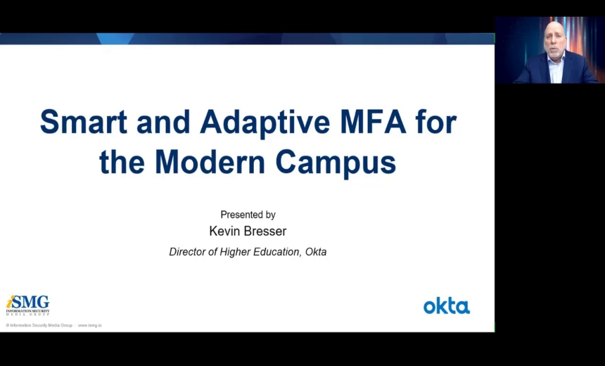 OnDemand | Next Level Modern Campus: Adaptive MFA
