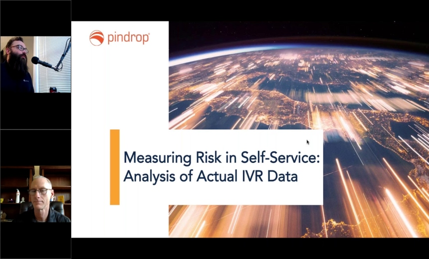 OnDemand Webinar | Measuring Risk in Self-Service: Data Analysis on Real IVR Traffic