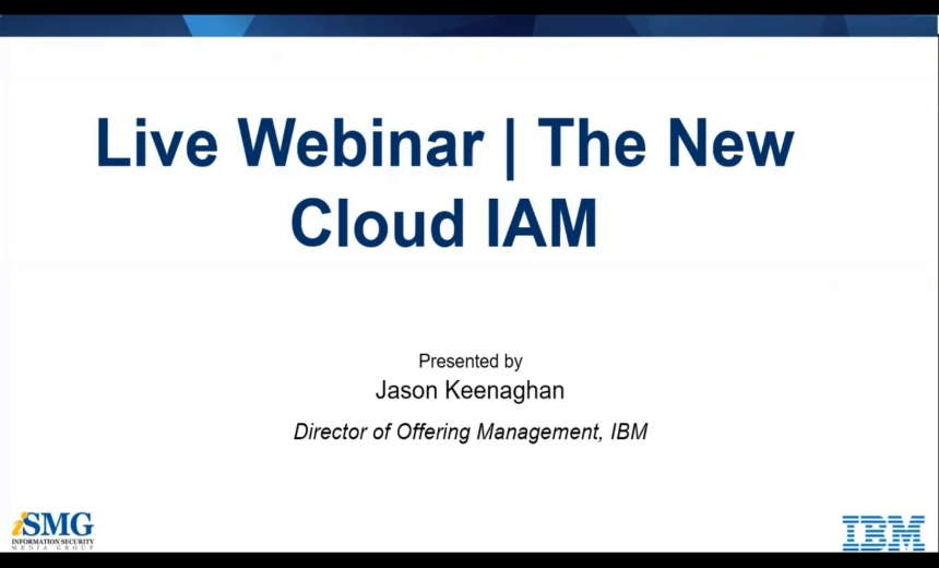 OnDemand Webinar | The New Cloud IAM