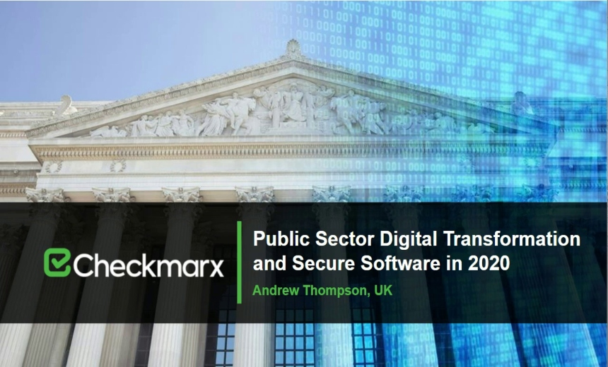 OnDemand Webinar | Public Sector Digital Transformation and Secure Software
