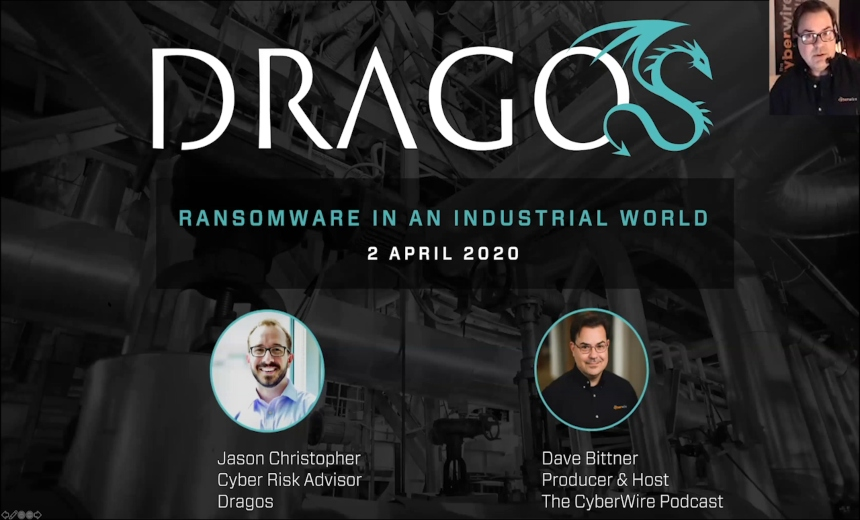 OnDemand Webinar | Ransomware in an Industrial World