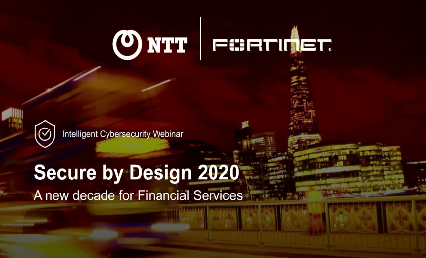 OnDemand Webinar | Secure by Design 2020