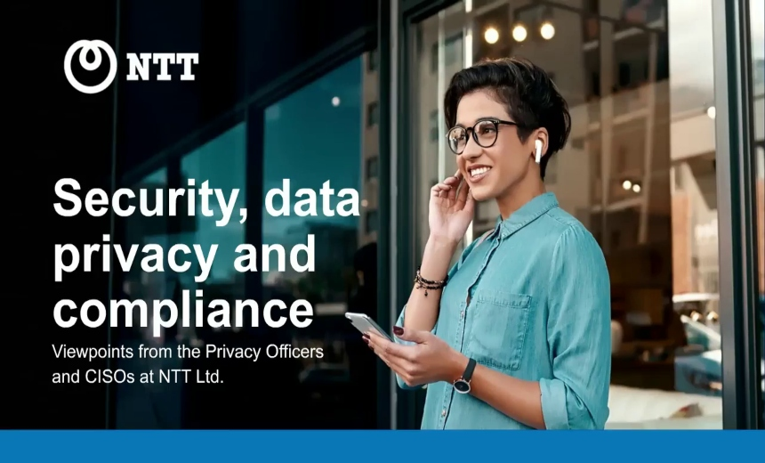 OnDemand Webinar | Security, Data Privacy & Compliance