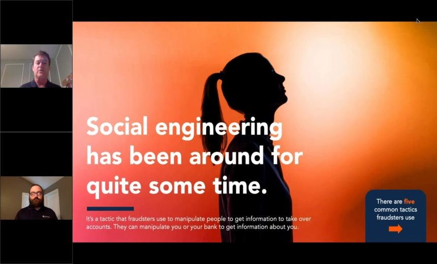OnDemand Webinar | Social Engineering Fraudster Tactics Threatening Contact Centers