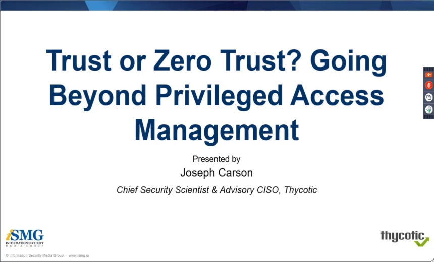 OnDemand Webinar | Trust or Zero Trust?
