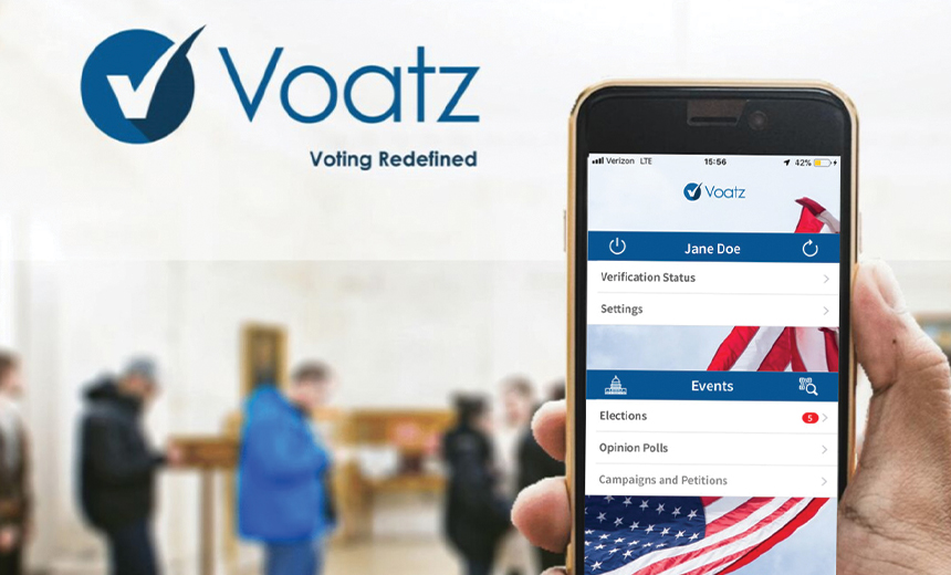 Online Voting Startup Wants to Limit Some Security Research