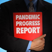 Pandemic Progress Report - How Do You Rate?