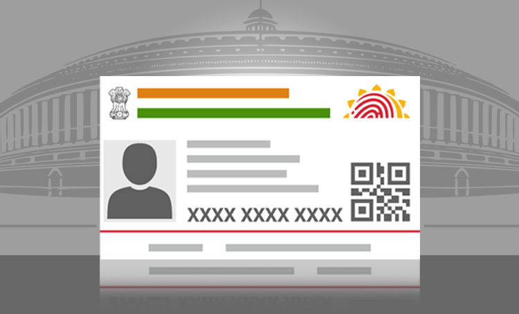 Parliament Considers Bill to Modify Aadhaar Use
