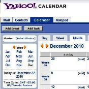 Personal Info Exposed on Web Calendar