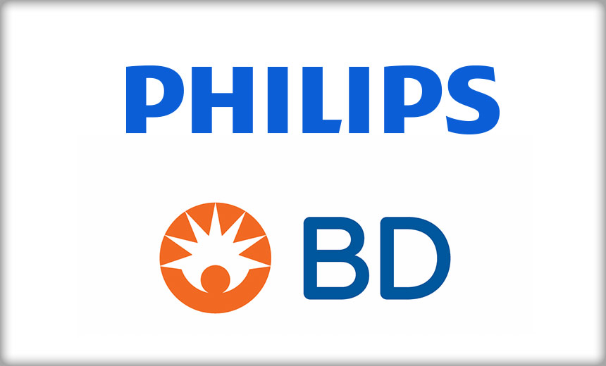 Philips, BD Yet Again Issue Medical Device Security Alerts