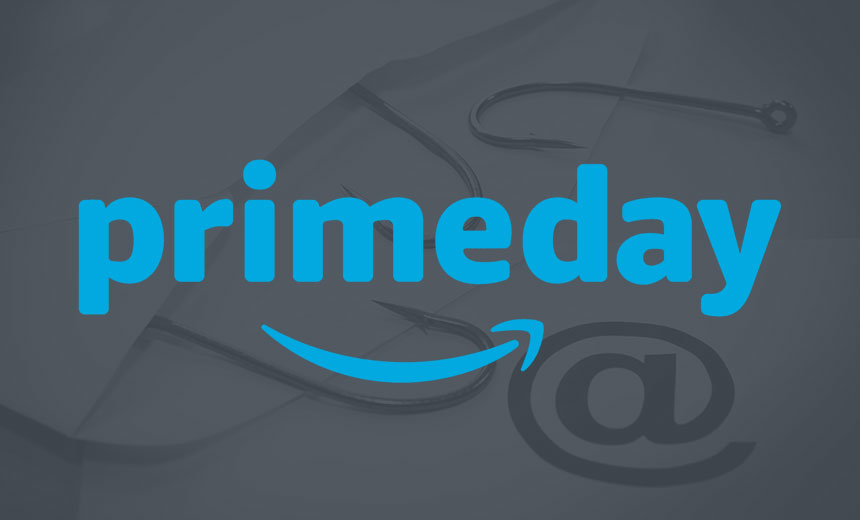 Phishing Campaign Tied to Amazon Prime Day