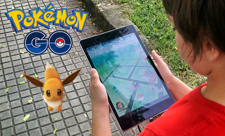 Pokémon Go Mayhem: Privacy, Muggings, Malware