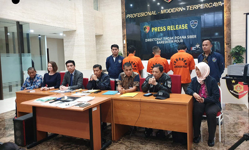 Police Bust 3 Suspected Magecart Hackers in Indonesia