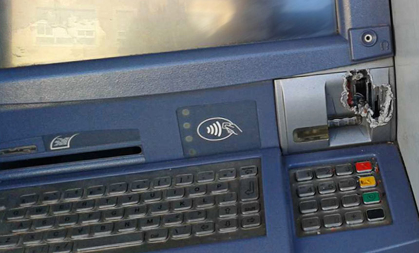 Police Bust ATM Black Box Hacking Suspects